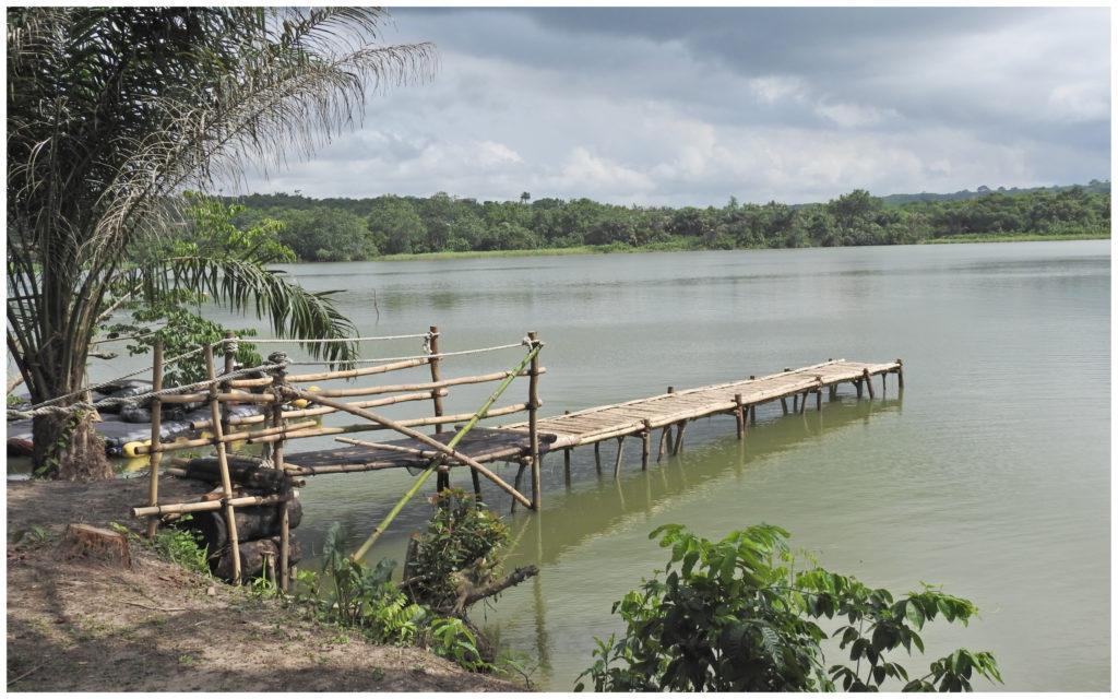 Ponton Bini Abidjan
