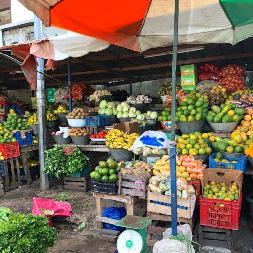 Marché Abidjan