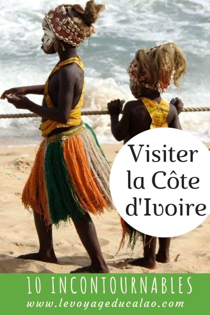 Visiter Côte d'Ivoire Pinterest
