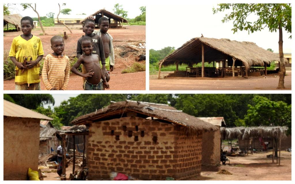 Village Réserve Nzi Côte d'Ivoire