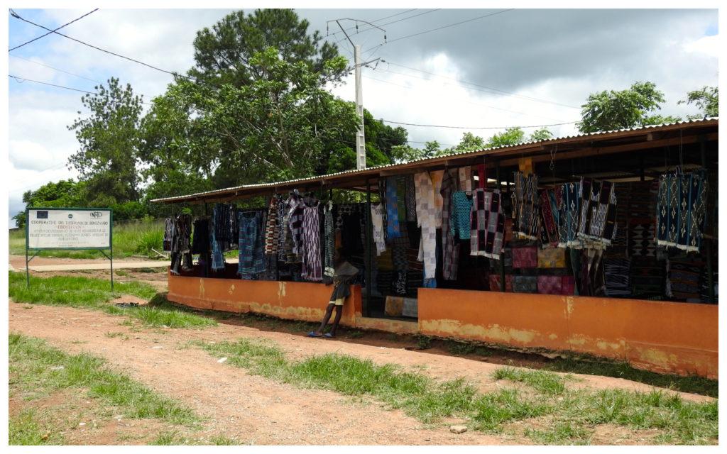 Coopérative Pagne Baoulé Bomizambo