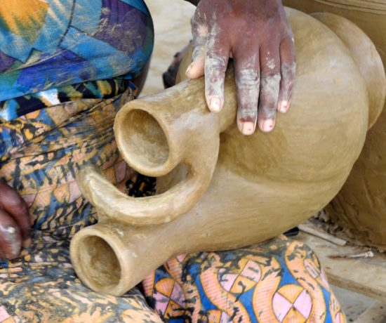 Tanou Sakassou village potiers