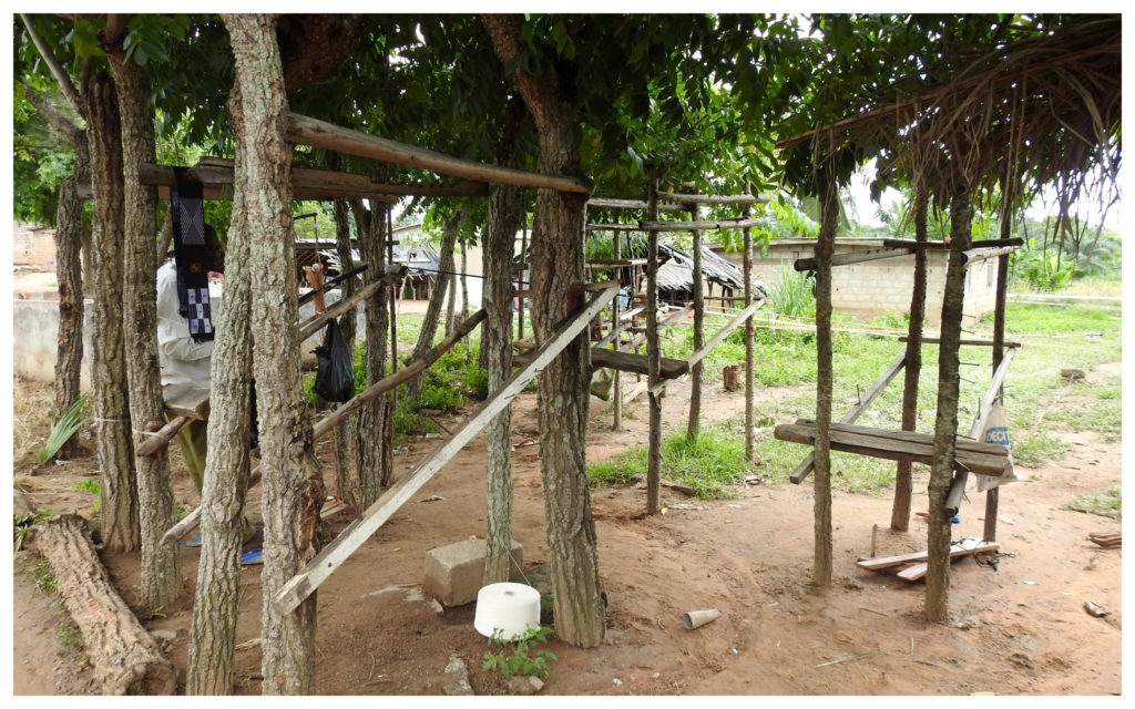 Métiers à tisser Pagne Bomizambo