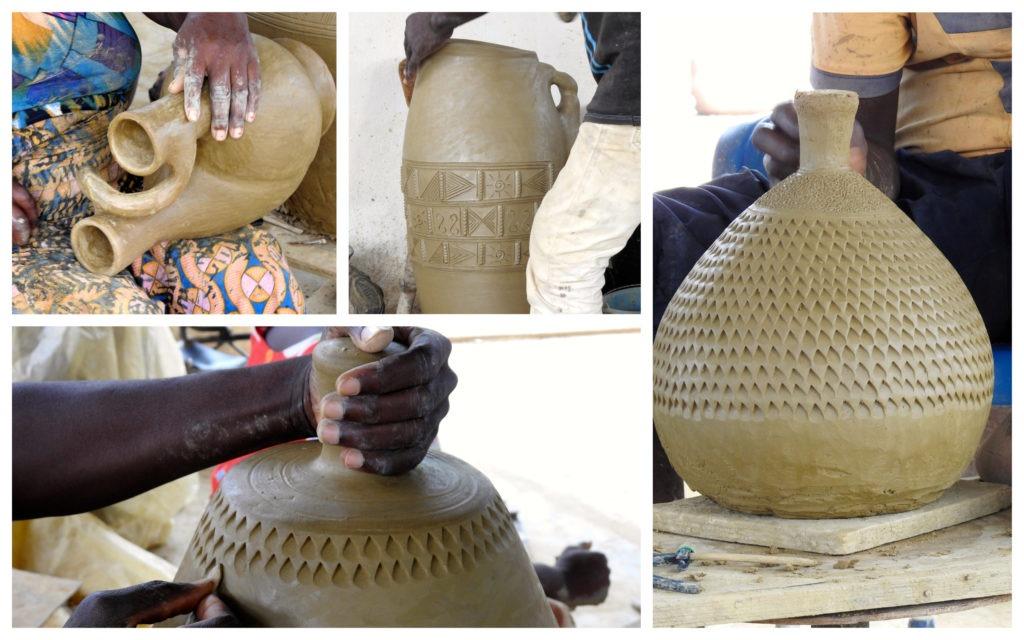 Potiers Tanou Sakassou Bouake