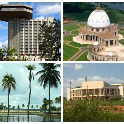 Edifices Yamoussoukro