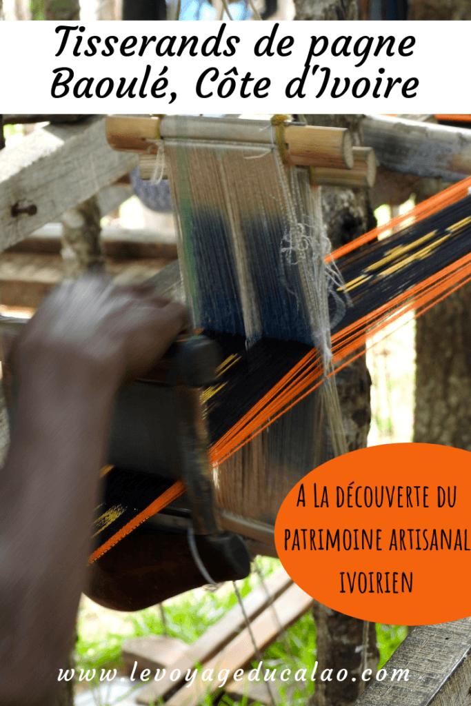 Bomizambo Pagne Baoulé Pinterest