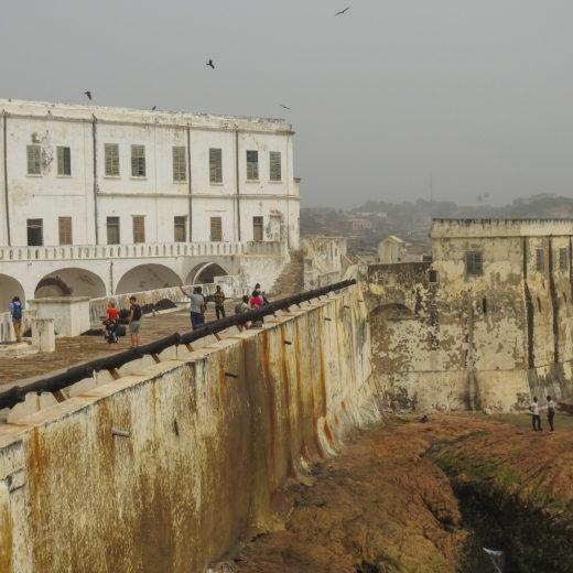 Fort Cape Coast Ghana