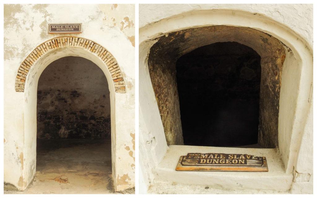 Dungeon Fort Elmina Ghana