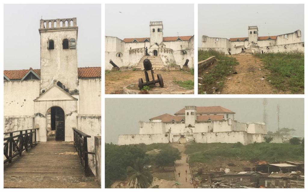 Fort Saint-Jacques Elmina Ghana