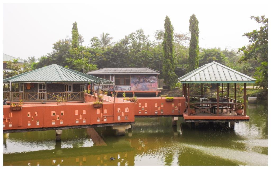 Hans Cottage Botel Ghana
