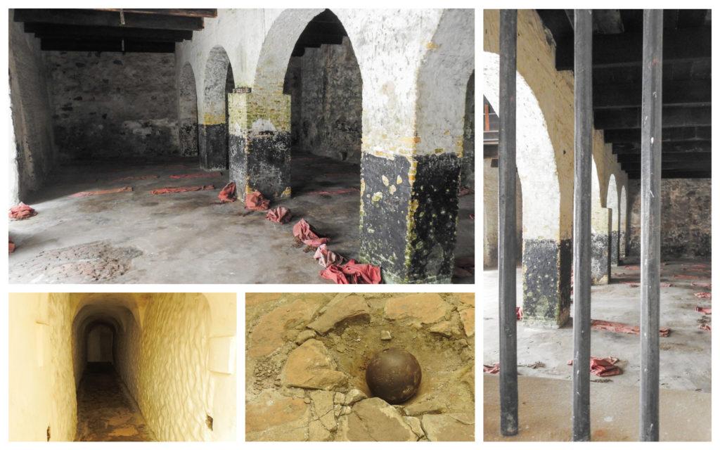 Prison Fort Elmina Ghana