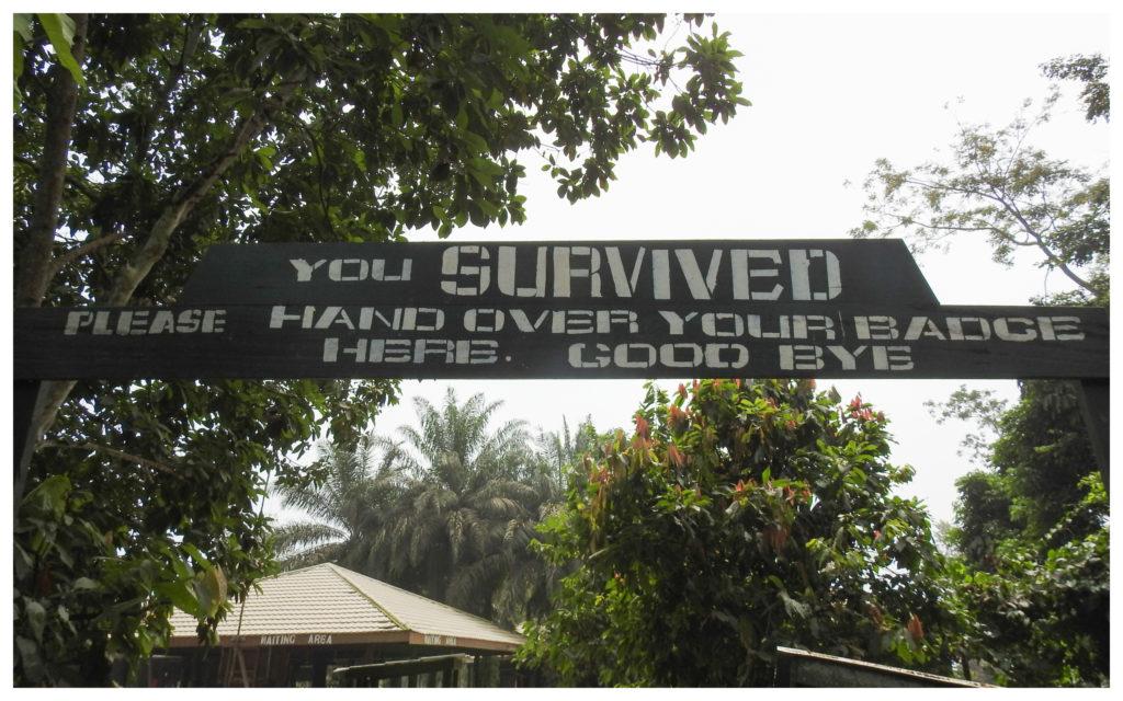 You Survived Kakum Ghana