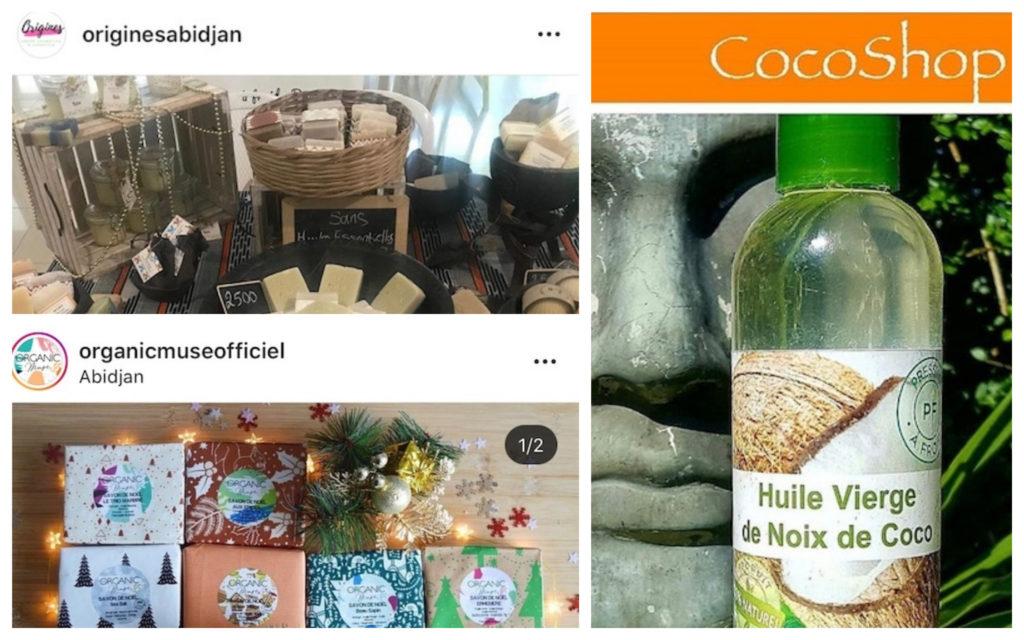 Cosmétiques Abidjan Noël