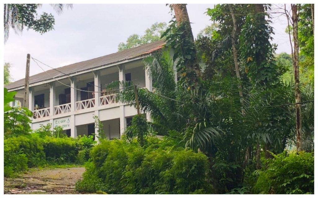 Banco école forestière