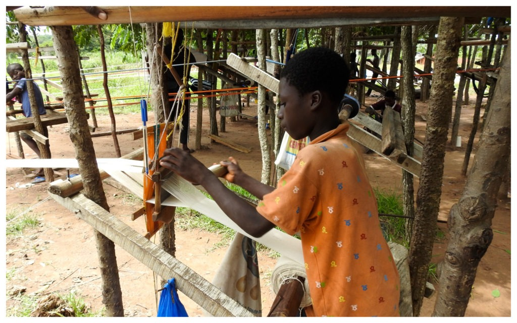 Bomizambo tisserands Bouaké