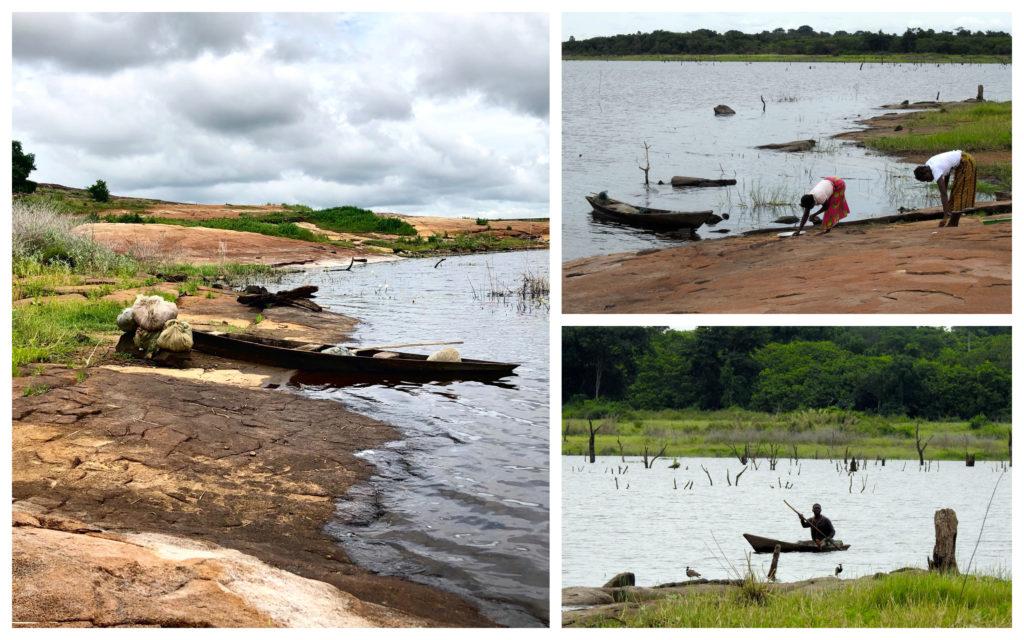 Lac Boka Bouaké