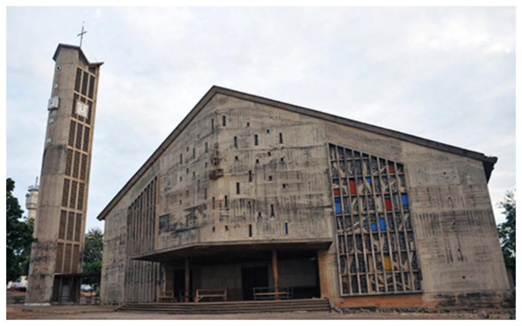 Cathédrale Bouaké