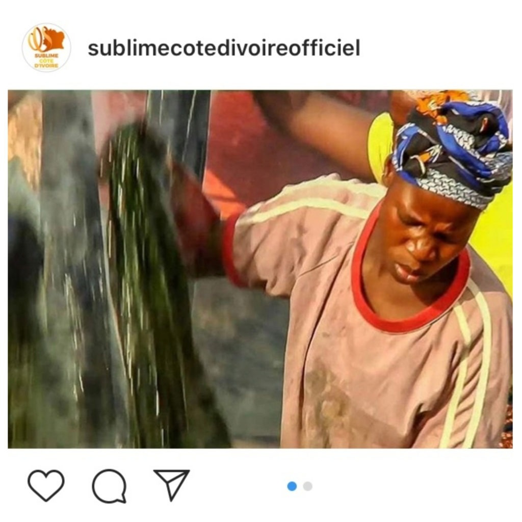 Teinturières Bouaké
