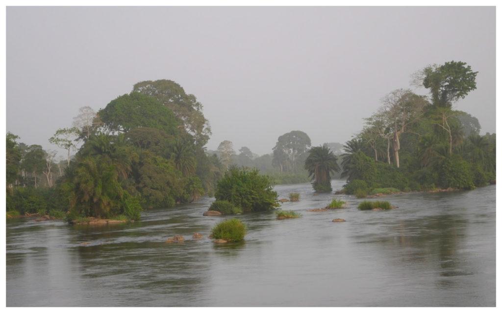 Sassandra fleuve