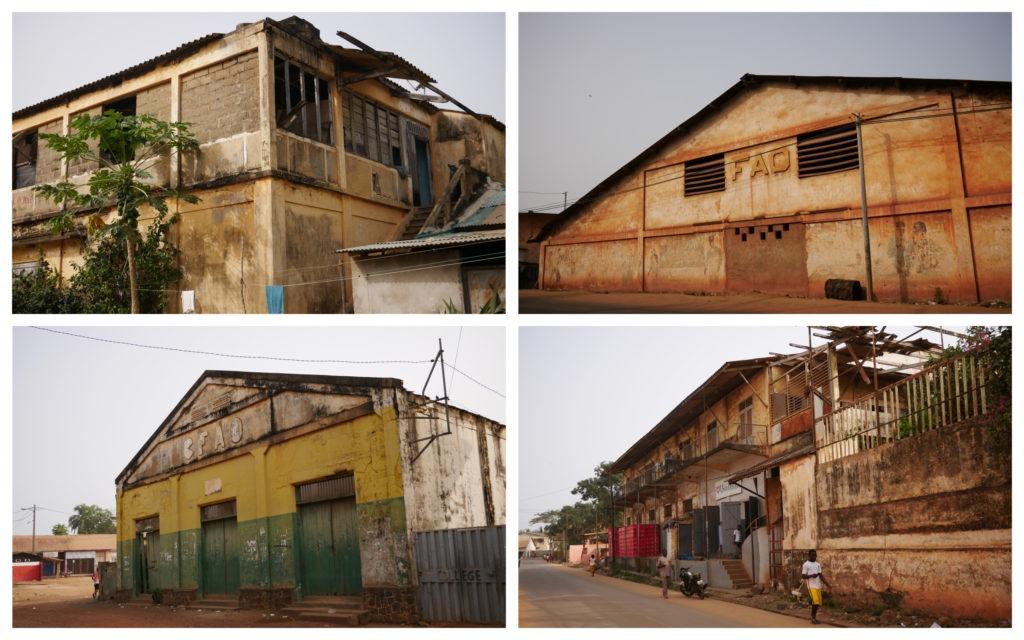 Sassandra quartier colonial