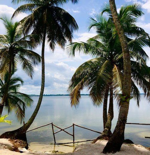 Kafolo Jacqueville lagune Ebrié