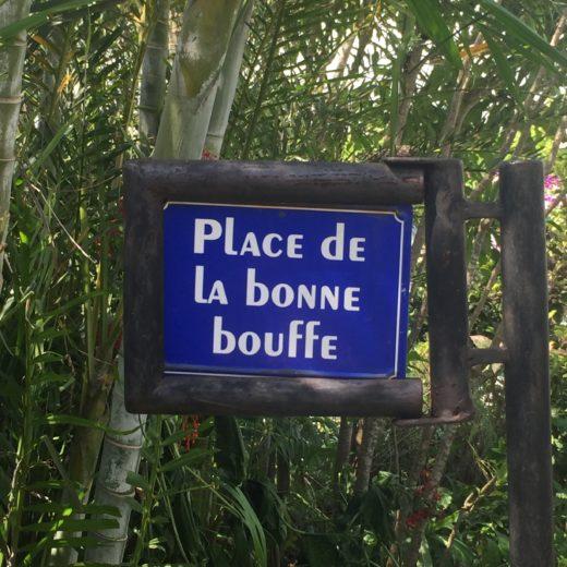 Débarcadère maquis Abidjan