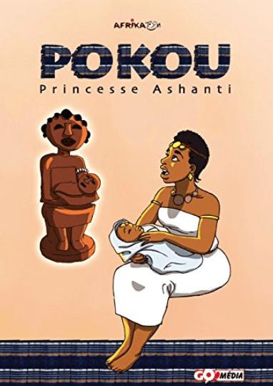 Livre Côte d'Ivoire Abla Pokou
