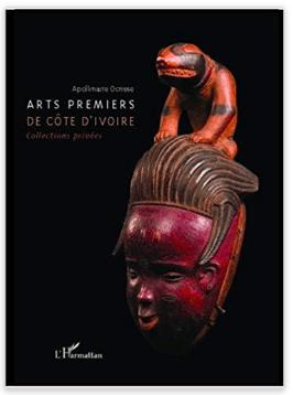 Livre Côte d'Ivoire Arts premiers CI