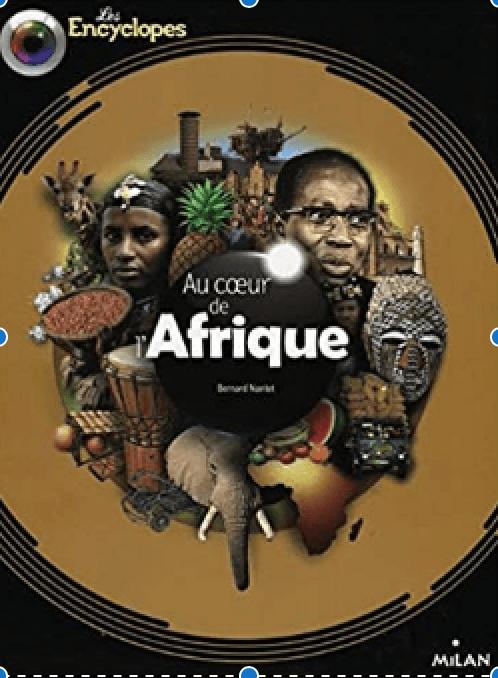 Livre au coeur de l'Afrique