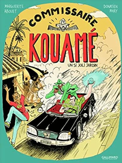 Livre Côte d'Ivoire Commissaire Kouame