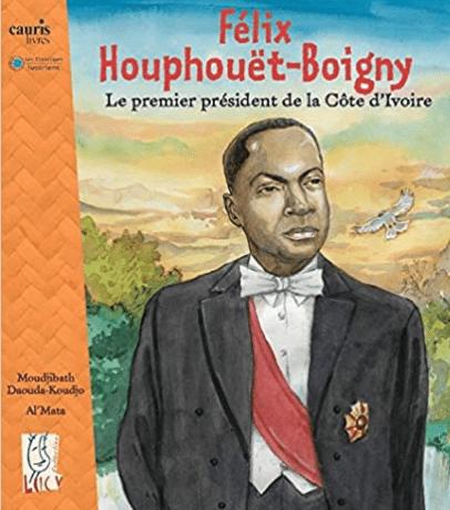 Livre Côte d'Ivoire Félix Houphouët-Boigny