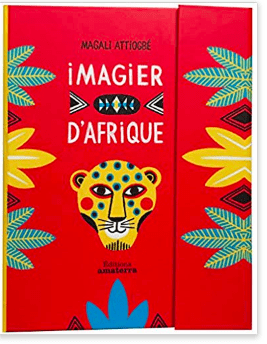 Livre Afrique imagier