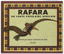 Livre Afrique Rafara