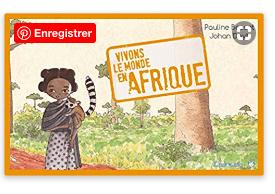 Livres Afrique Vivons le monde