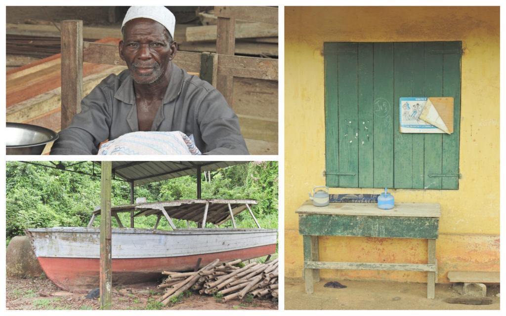 Abidjan Bini Lagune Village Akrosso