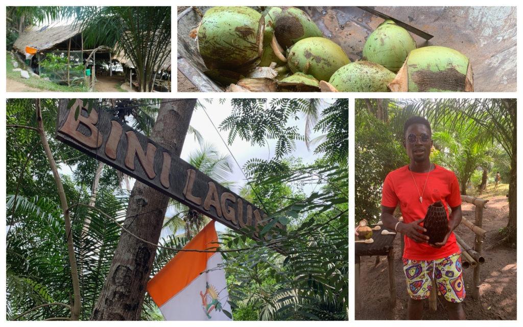 Abidjan Bini Lagune accueil