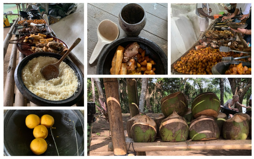 Abidjan Bini Lagune festin