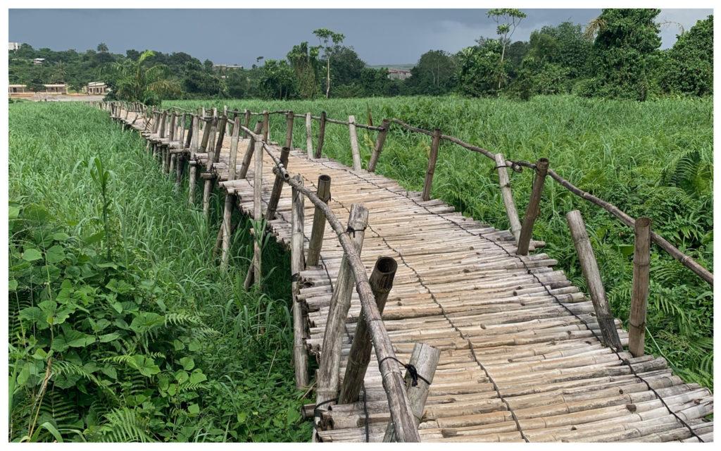 Abidjan Bini Lagune pont
