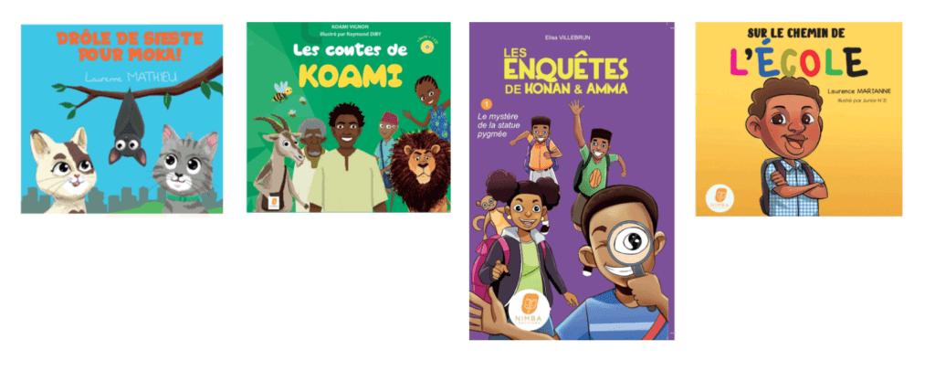 Nimba Editions livres Noël