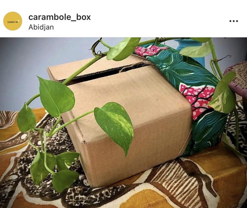 Carambole Box Noël Abidjan