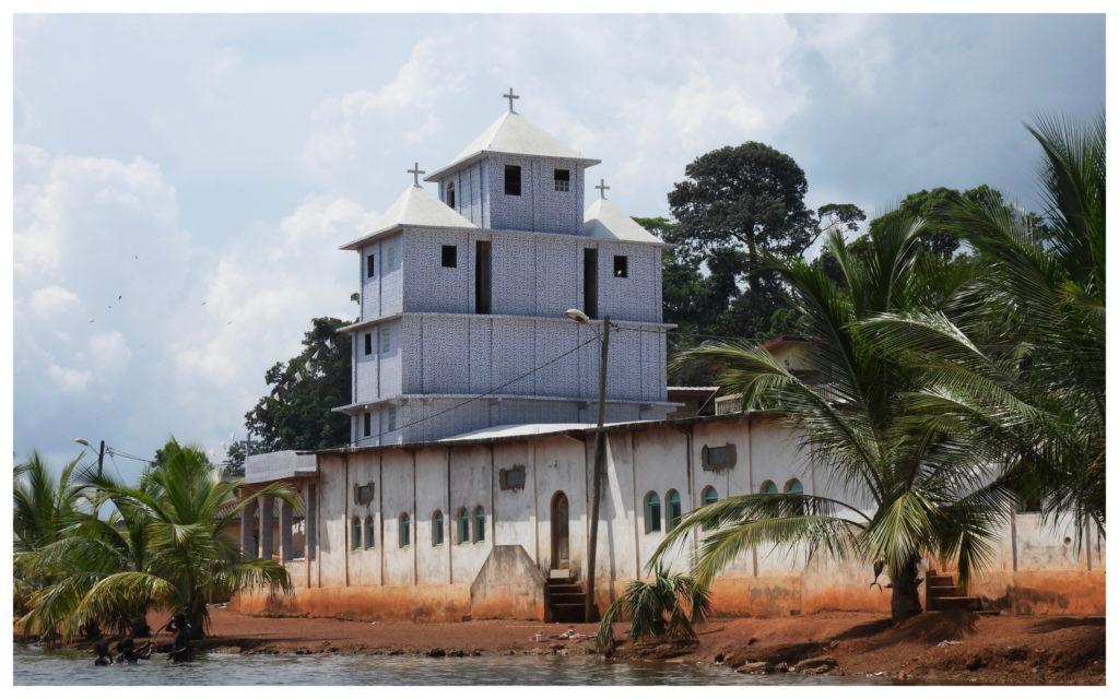 Eglise Papa Nouveau Tiagba Côte d'Ivoire