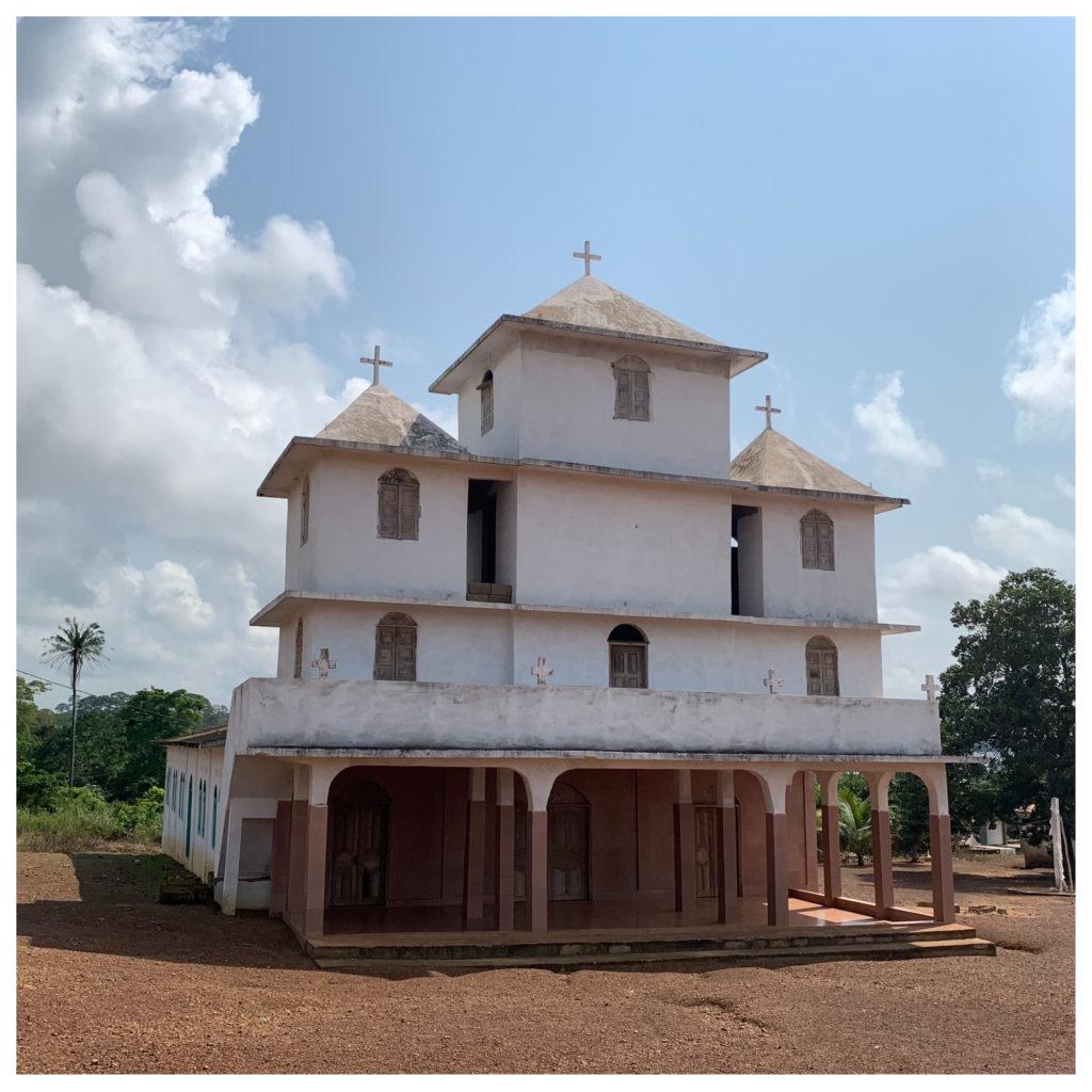 Eglise Petit Badien Côte d'Ivoire