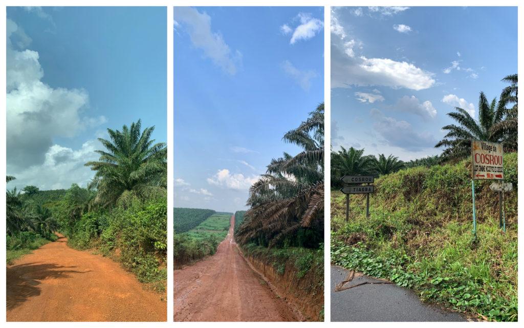 Piste Tiagba Côte d'Ivoire