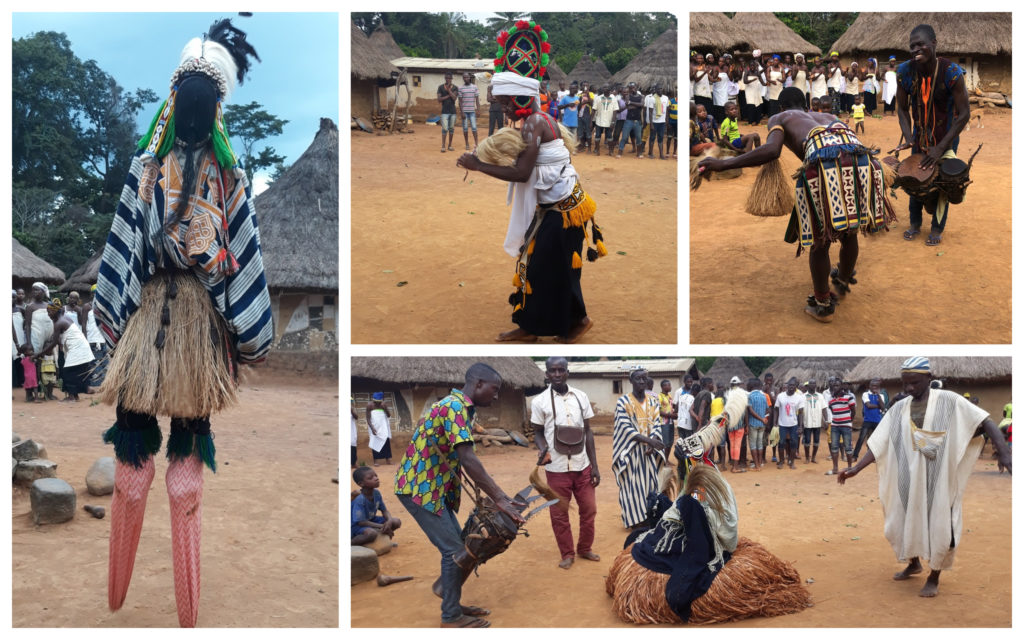 Man Bouni danseurs
