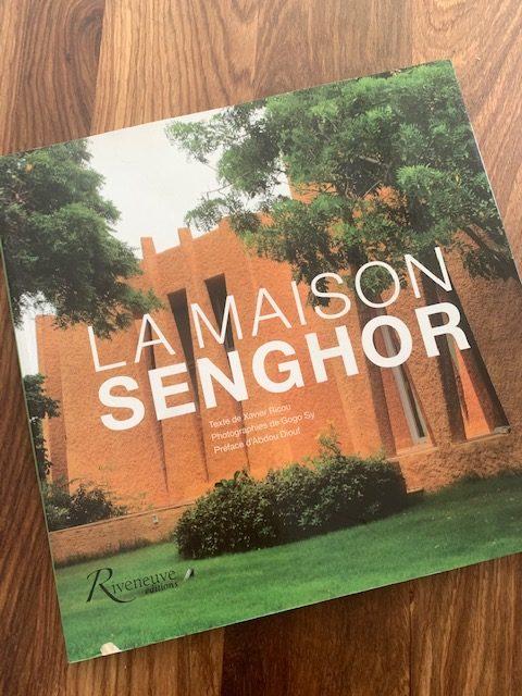 Livre Maison Senghor Dakar