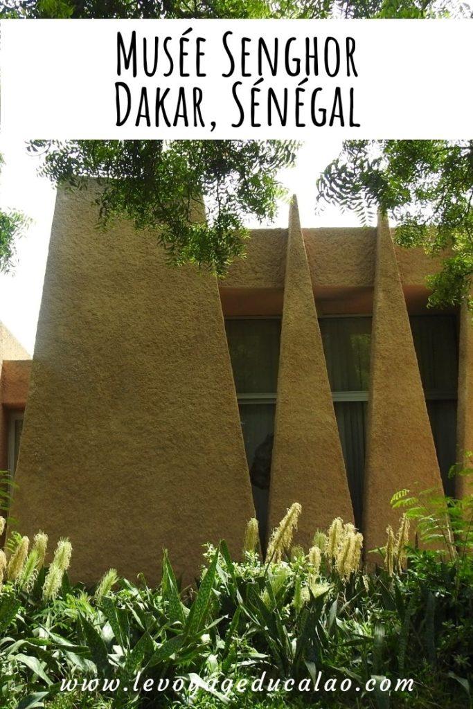 Musée Senghor Dakar Pinterest